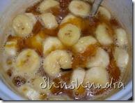 варенье с бананом
