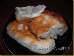 пирожки с печенью, татарские пирожки