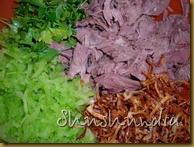салат из редьки, закусочный салат