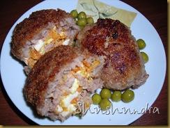 мясные зразы, рецепт зразы, блюдо литовской кухни