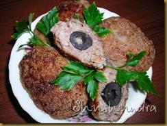 мясные зразы, рецепт зразы, котлеты, литовская кухня