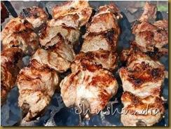 шашлык из свинины, маринад для шашлыка, мясо для шашлыка
