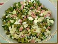 чувашская кухня, приготовление окрошки, вкусная окрошка, состав окрошки, шупашкар