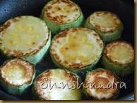 рецепты блюд из кабачков, кабачки с чесноком, рецепт жареные кабачки, молодые кабачки