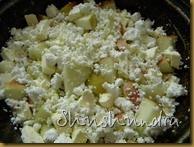 простая шарлотка, яблочная шарлотка, приготовление шарлотки, пирог шарлотка