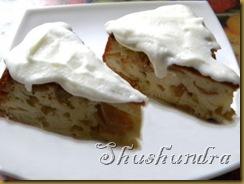 шарлотка со сметаной, приготовление шарлотки, рецепт яблочной шарлотки, пирог шарлотка, пирог с яблоками