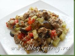 абхазские рецепты, тушеная баранина, по абхазски, тушеная баранина с овощами, баранина с баклажанами, абхазская кухня, мясо с овощами