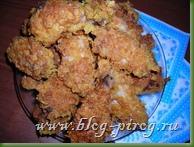 крылышки ростикс, острые крылышки, рецепт крыльев, хрустящие крылышки, крылья жаренные, крылышки во фритюре