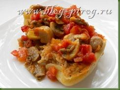 перец фаршированный грибами, фаршированный перец в духовке, фаршированный болгарский перец, фаршированный болгарский перец на зиму, перец фаршированный фото, перец фаршированный с рисом
