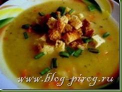 гороховый суп с ребрышками, гороховый суп, рецепт гороховый суп, гороховый суп с копченостями