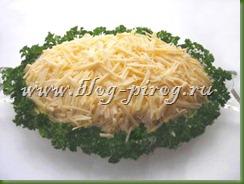 новый рецепт салата, салат из печени трески, слоеные салаты, тресковый салат, тресковая печень салат, новый салат 2013, салат из печени трески рецепты, рецепты салатов с треской