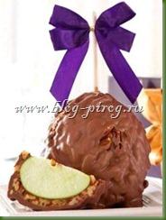 яблоки в шоколаде, рецепт яблоки в карамели, шоколадные яблоки, яблоки в глазури, как приготовить яблоки в карамели, рецепт яблоки в шоколаде