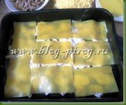рецепт приготовления лазанья, лазанья по-неаполитански, как приготовить лазанью
