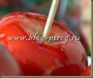 яблоки в карамели, рецепт яблоки в карамели, яблоки в глазури, карамельные яблоки, как сделать яблоки в карамели, как приготовить яблоки в карамели, яблоко в красной карамели, новогоднее яблоко