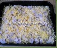 рецепты итальянская кухня, рецепт с фото, лазанья с фаршем и грибами, листы для лазаньи