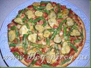 рецепт итальянская пицца, пицца с солеными огурцами, рецепт приготовления пиццы, дрожжевое тесто для пиццы, рецепт пицы, вкусная домашняя пицца