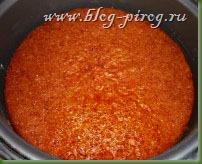 рецепты мультиварка redmond rmc m4504, приготовление печеночного торта, мультиварка rmc m4504