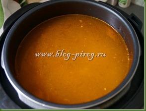 суп харчо из говядины, рецепты мультиварка redmond rmc m4504, харчо в мультиварке, приготовление харчо, приготовление супа харчо, харчо по грузински, харчо пошаговый рецепт, настоящий харчо