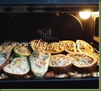 баклажаны и кабачки в духовке, кабачки баклажаны запеченные в духовке, блюда из нута, фаршированные баклажаны в духовке, фаршированные кабачки рецепт с фото, запеканка из кабачков и баклажанов, как приготовить нут, блюда из кабачков и баклажанов