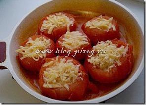 рецепт фаршированные помидоры